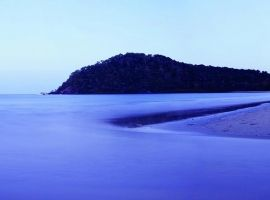 Cape Tribulation Beach at dawn
